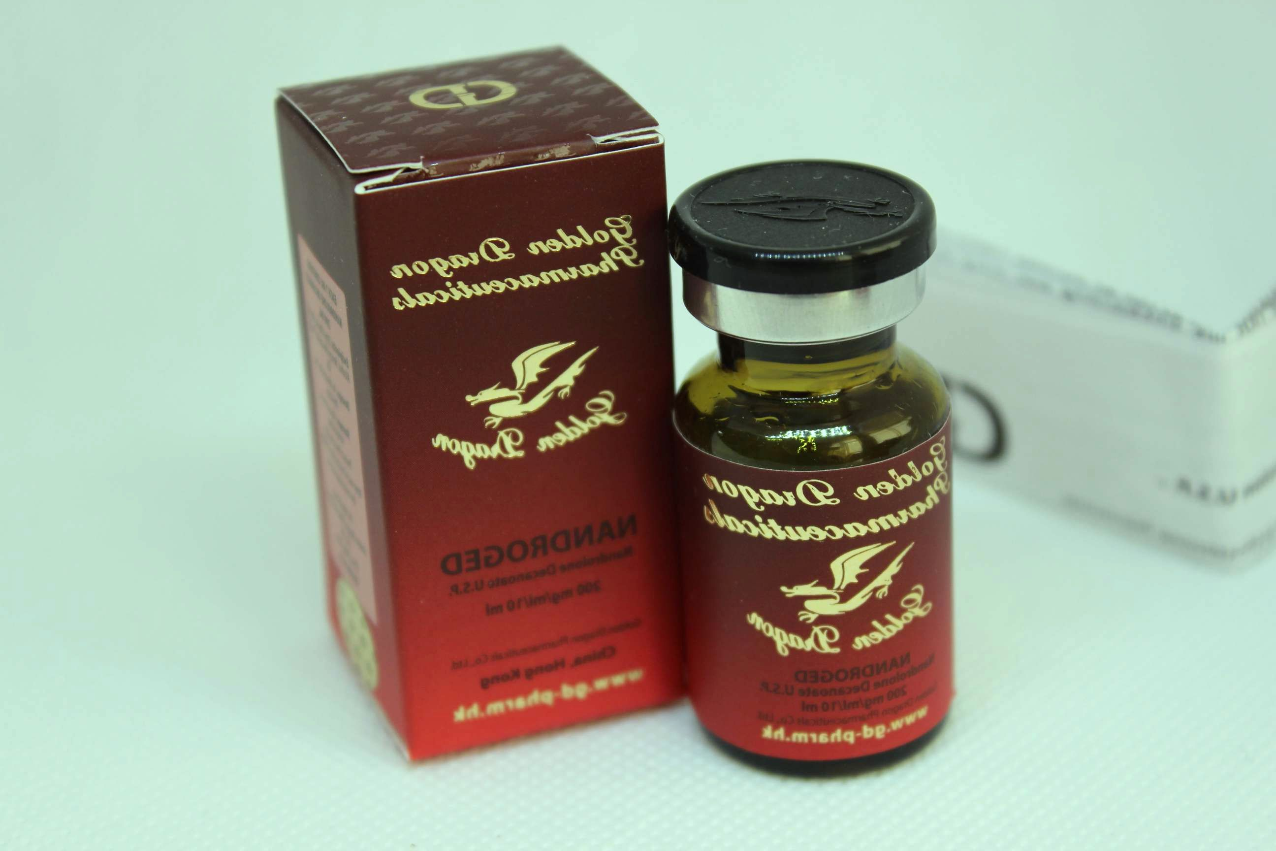 Deca Durabolin Golden Dragon Pharmaceuticals Co., Ltd 10ml/200 mg